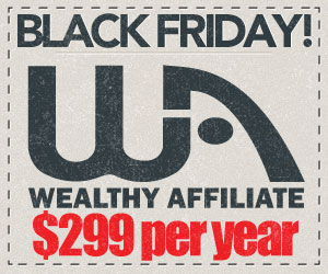 the best black friday online deals with wealthy affiliate