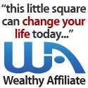 Change your life with Wealthy Affiliate.