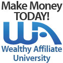 Internet Marketing Training at WealthyAffiliate.com.