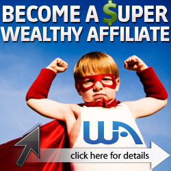 Inscription à Wealthy Affiliate
