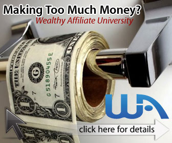 Making too much money: 29 Reasons why you should use Wealthy Affiliate to do Affiliate Marketing