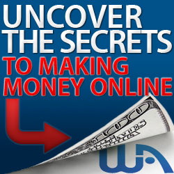uncover the secrets to making money online banner